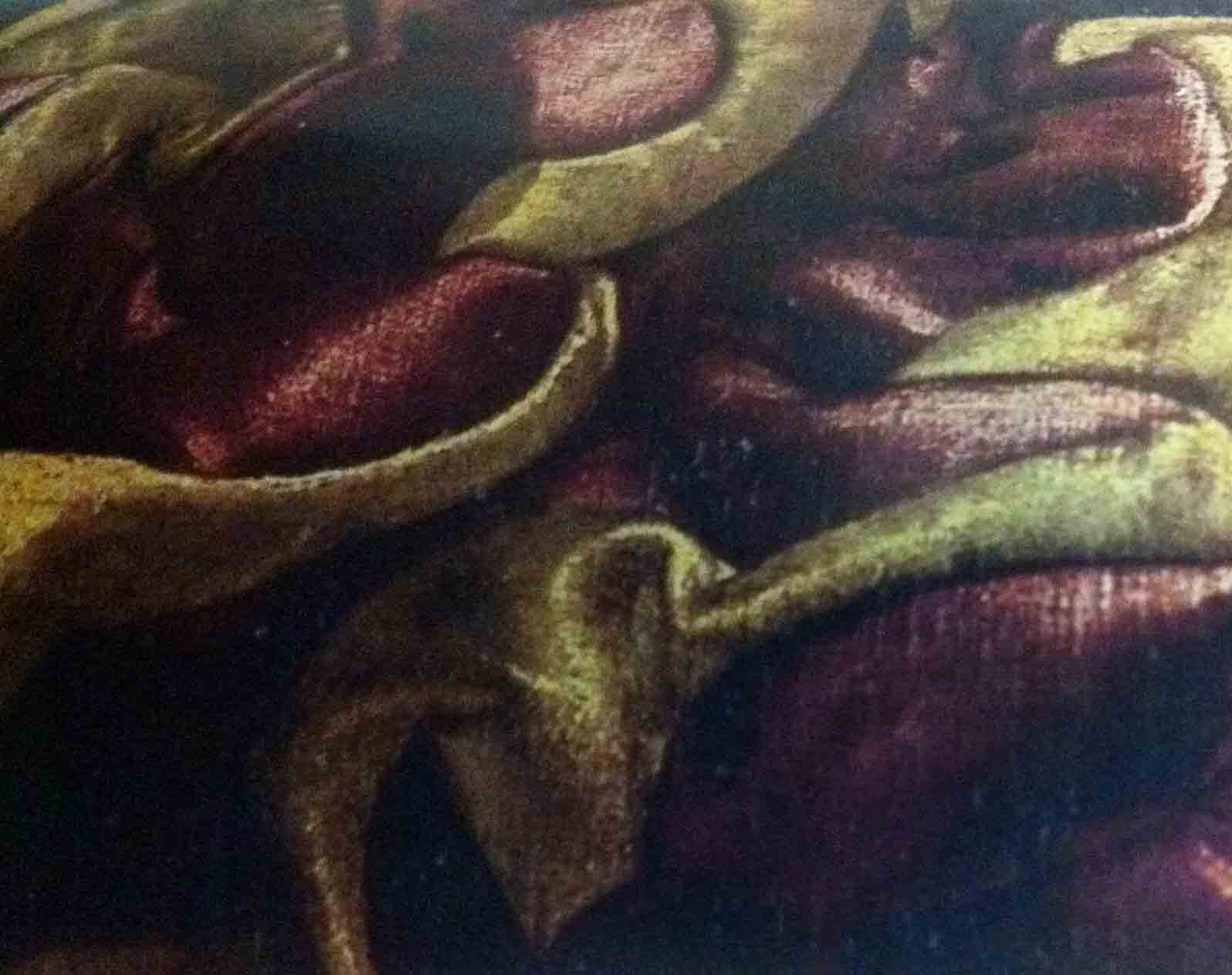 Renaissance Fabric detail