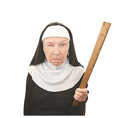catholic nun teaching photo