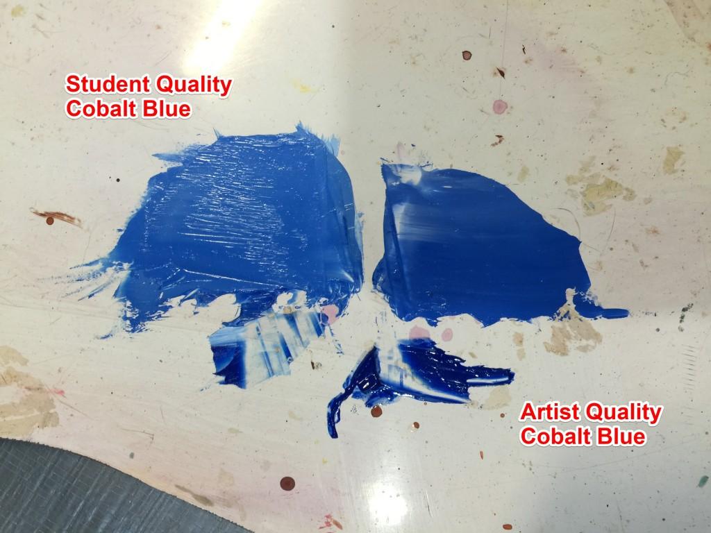 Artist quality,Cobalt Blue
