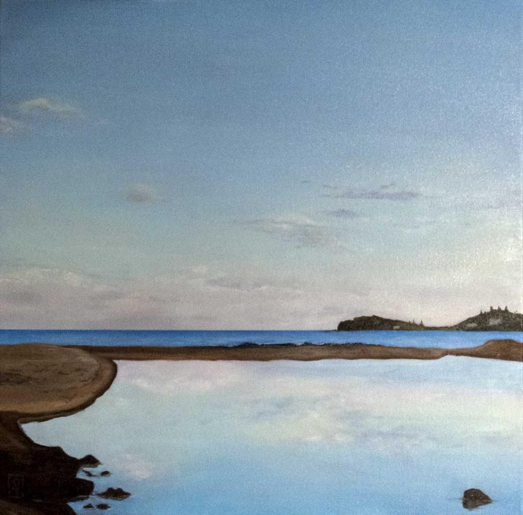 Artist's Life, Painting