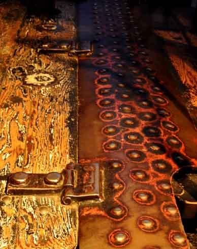 Floor of Steam Engine