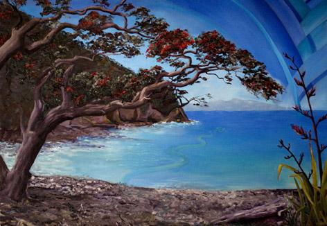 Stony Bay ©2010 Kadira Jennings