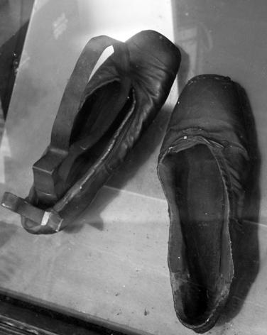 Dancing Shoes ©2010 Kadira Jennings