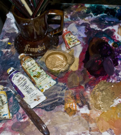 Artists Palette ©2010 Kadira Jennings