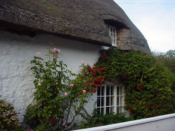 Thatched Cottage at Avesbury