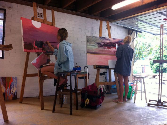 Unfolding Creativity's New Studio