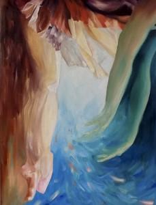 Painting Energy - Dancer II