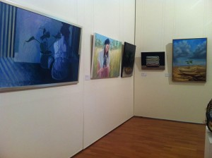 Gosford Art Prize - Paintings