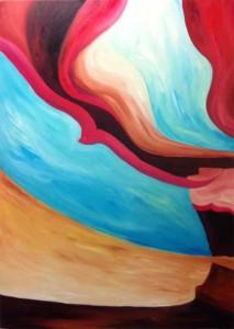 Sand Wave Paintings II