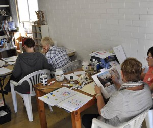 Colour theory - Color mixing workshop