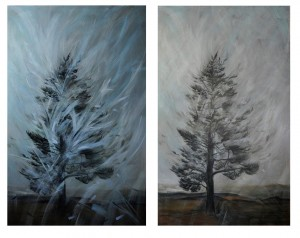 Dance of Life Kadira Jennings,New Romantic Paintings
