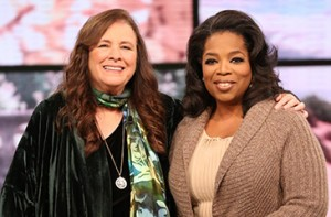 artistic process Jean Houston and Oprah
