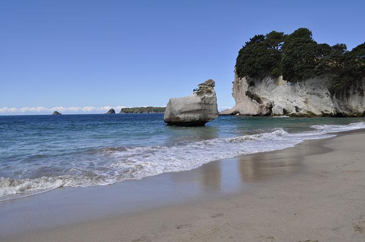 Cathedral Cove, Coromandel NZ