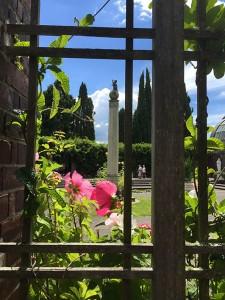 Journeys across water - Auckland Botanic Gardens