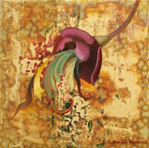 Barbara Rogers,Shrine to Flowers,News From The Studio,