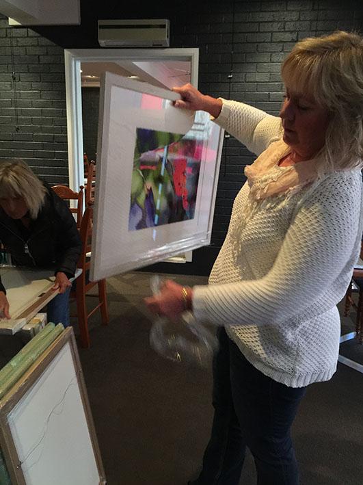 ShoreThyme Exhibition,Kadria Jennings,