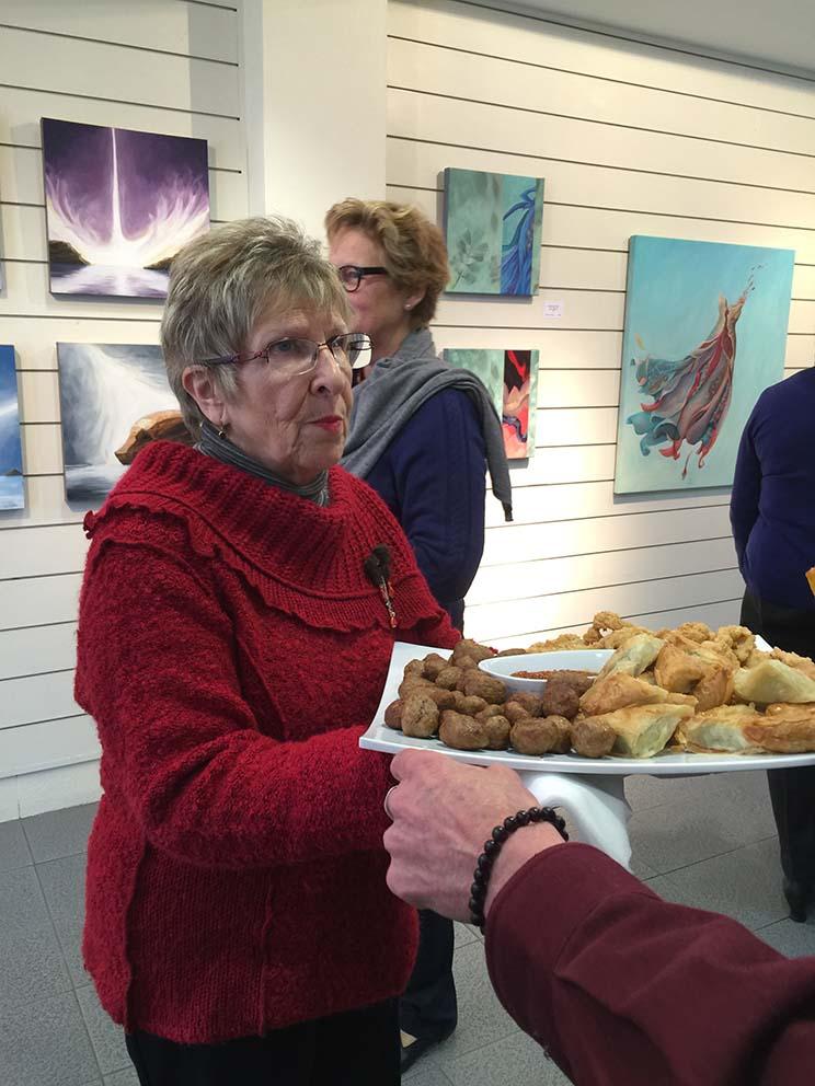 Exhibition Opening - Kadira Jennings