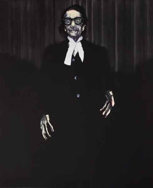 Nigel Milsom,Archibald Prize,winner,Charles Waterstret