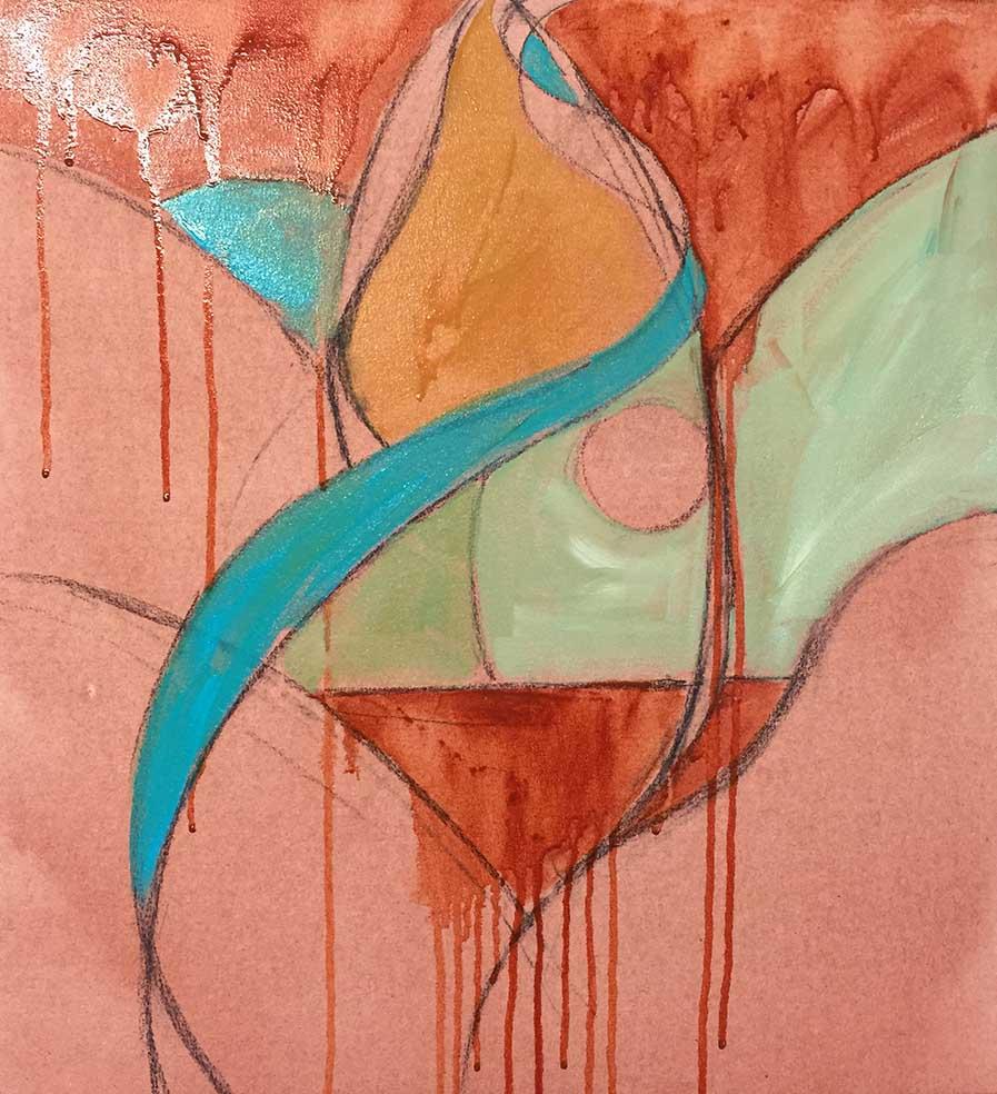 Enchanted Dreams,abstracts,kadira Jennings