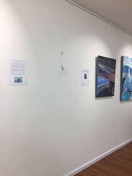 Exhibition Unhung,TakeDown, Studio Unhung,kadira Jennings, exhibition ends
