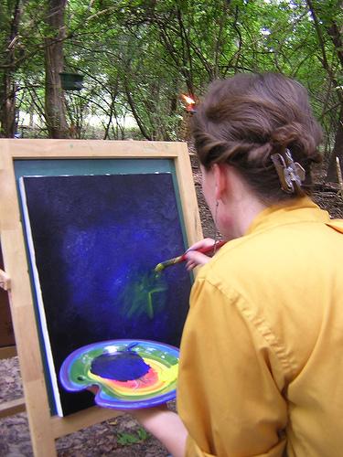 Get Your Art Biz On Track,Crista Cloutier,working artist
